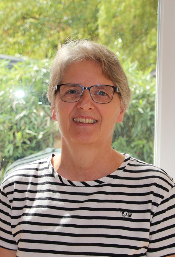 Porträt Schwester Heidi Kampen-Griesohn